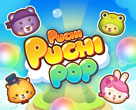 Puchi -Puchi- Pop- Puzzle -Game-1