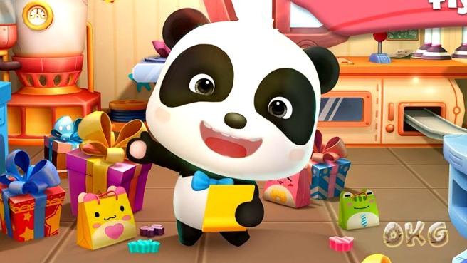 Supermarket -panda -baby-2