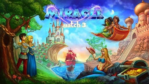 Miracle- Match- 3-1