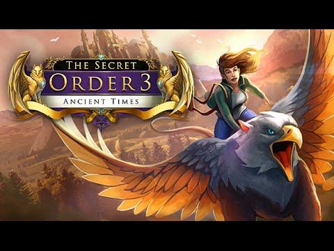 The -Secret- Order -3 -1